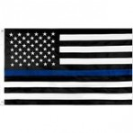 Thin Blue Line Flag U.S.