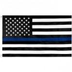 Thin Blue Line Flag U.S.