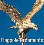 Flagpole Ornaments
